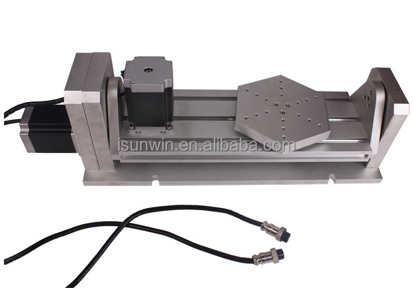 Stepper Motor, CNC Rotary Table, H Style 5th Rotational Axis