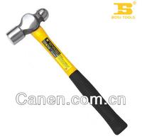довольно инструмент 1 p двойной цвет волокна ручка шар Пейн молот из углеродистой стали