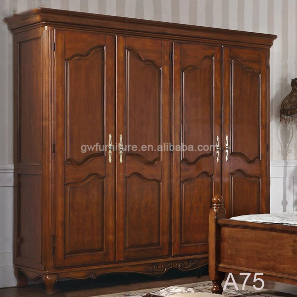 Wooden Almirah Designs Wardrobe Buy Wooden Almirah Designs Wardrobe Popular Style 4 Doors