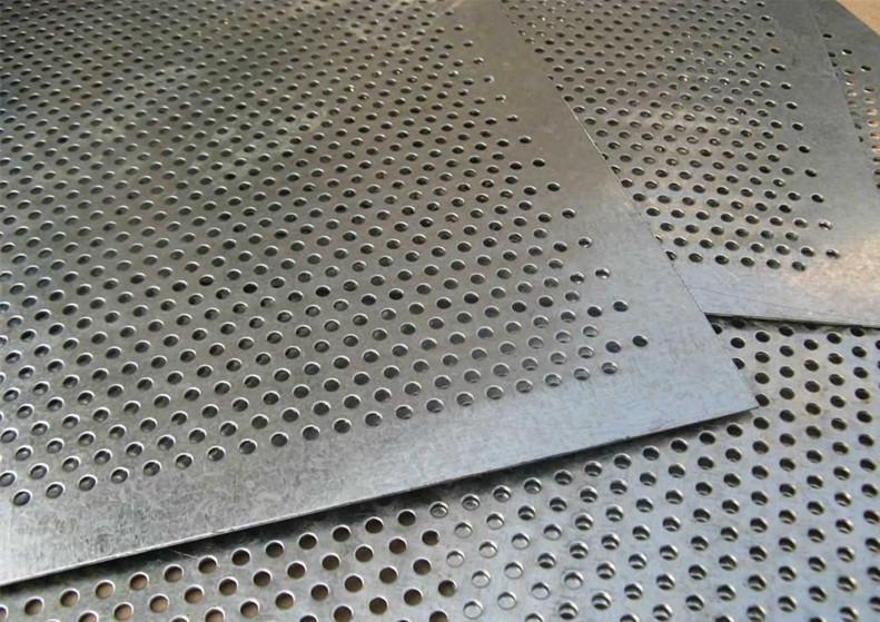 Metal Screen Material : Types of metal cladding perforated sheet pvc buy