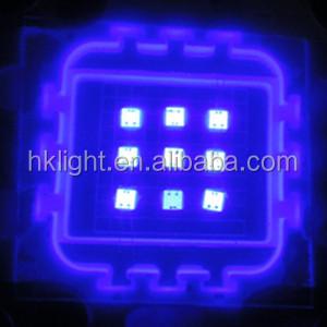 epistar bridgelux 45mil 35 mil chip 6v 12v 10w high power led diode