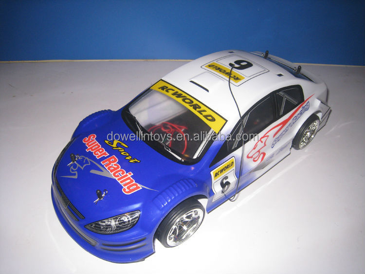 1/10 scale 4WD Drift RC Racing Car PVC Painted colorful Car shell Popular in Australia(Colors May Vary)
