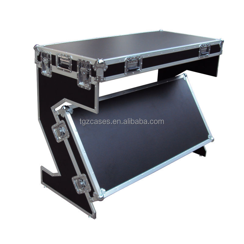 dj stand dj table case dj case which could be converted to a table for dj sets dj case set up to. Black Bedroom Furniture Sets. Home Design Ideas