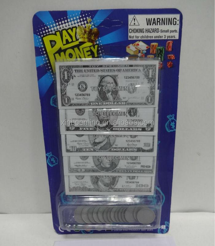 Fake Toy Money : Toys euro play money set fake for kids view