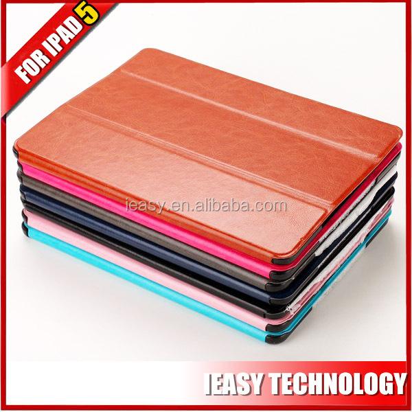 case cover for ipad 5 flip fold smart case wholesale