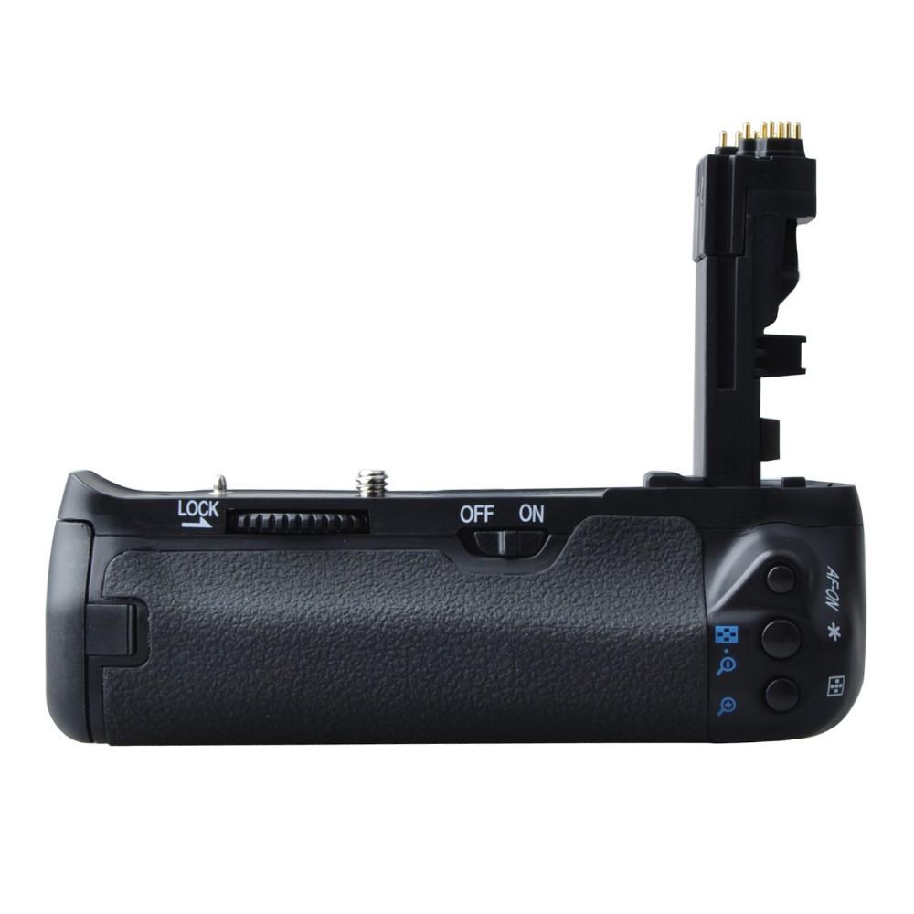 ручка держатель профессиональный батарею заменить bg-e9 bg-e9 вертикальные для камеры canon eos 60d с розничной коробке упаковки