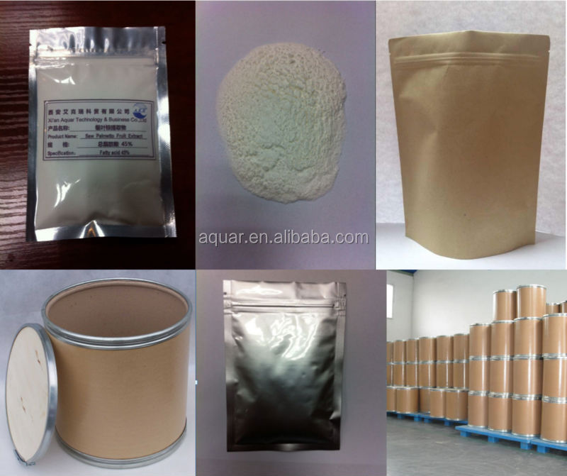 25% Competitive priced bulk Quality Saw Palmetto Extract