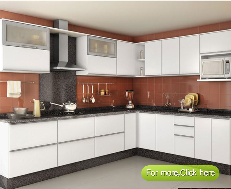 For India Market Free Drawing Kitchen Cabinets Design