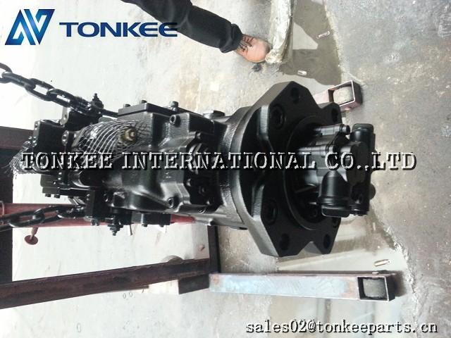 KOBELCO SK200-6E hydraulic main pump K3V112DTP1A9R-YT6K-V YN10V00023F2 (4).jpg