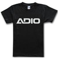 Мужская футболка , adio streetwwear o t