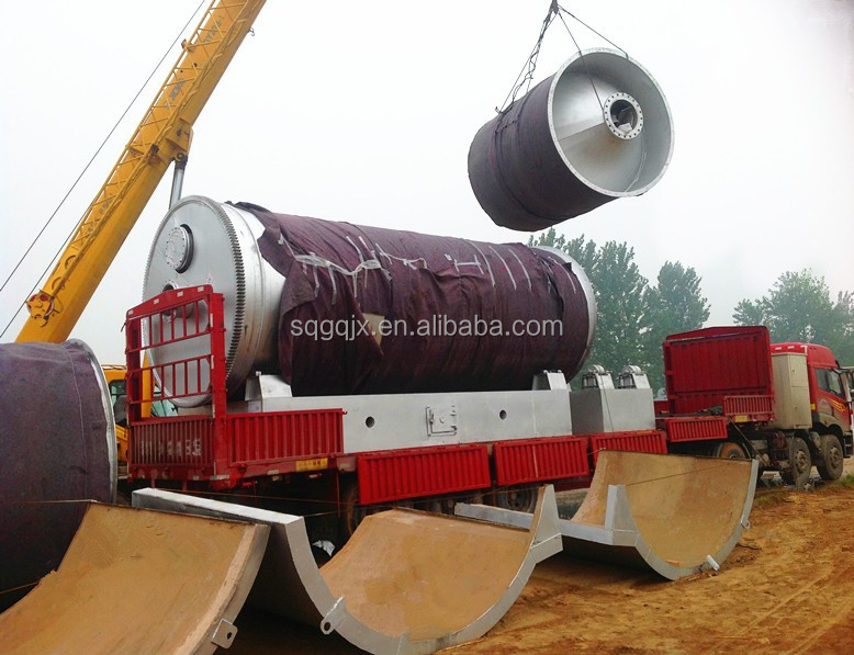 Waste Oil Rubber Oil Plant Waste