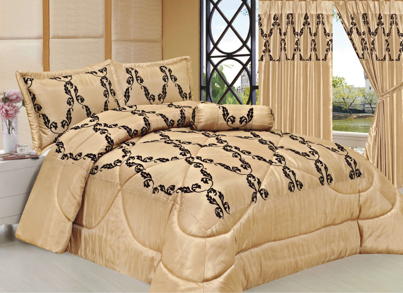 Comforter Set With Curtains Primitive Window Curtains