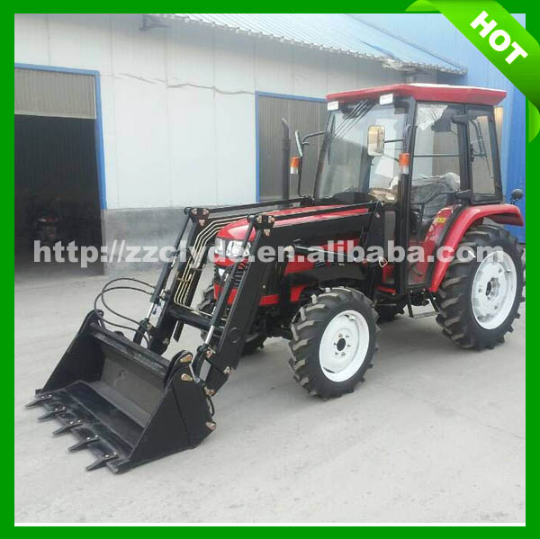 Small tractor front end loaders for earth moving buy tractor front end loaders small tractor for Small garden tractors with front end loaders