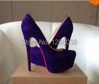 Туфли на высоком каблуке Daffodile 140 160