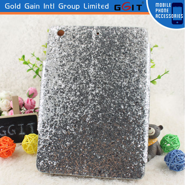 Hot Diamond Crystal Flip Cover Case For Ipad Mini 2 With Bling Glitter Wallet