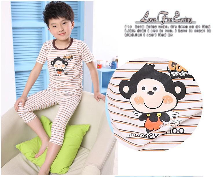 Пижамы и Халаты для мальчиков QCTY & Baby , 5/14 & 100%, Baby & QCTY106210631064
