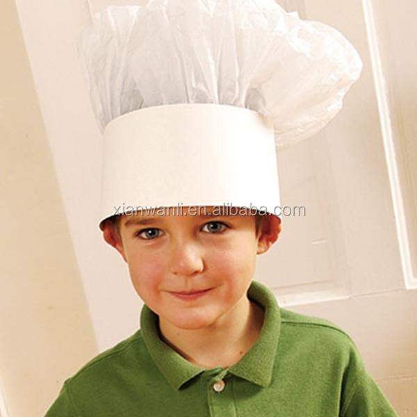 Как сделать колпак повара