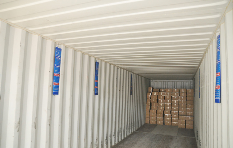 Cargo shipping used powerful Cacl2 container desiccant ...