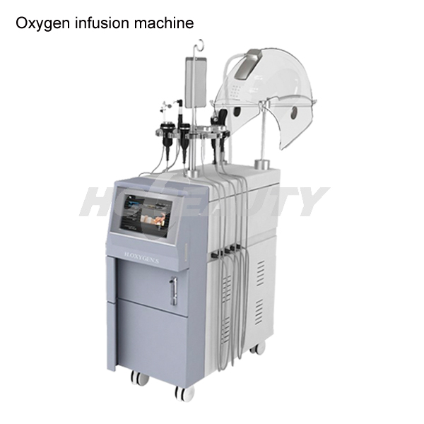 Spa salon equipment oxygen therapy for skin beauty