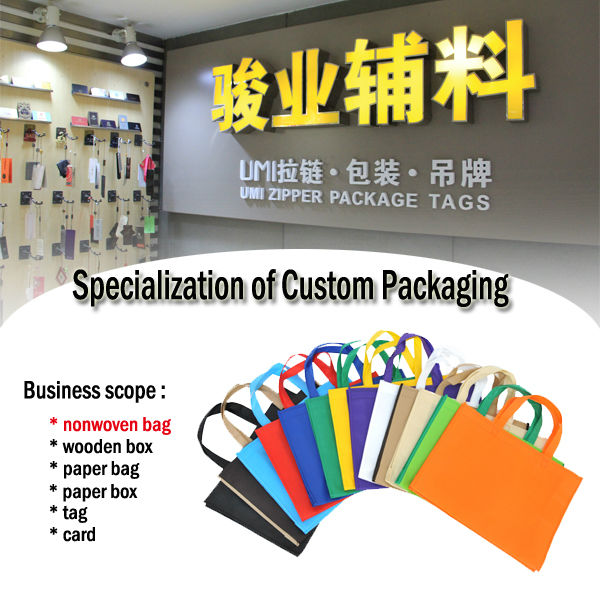 Non-woven bag direct factory wholesale high quality packaging non-woven bag cloth cover bag