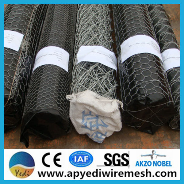 2014shijiazhuang/anping hexagonal mesh (small Chicken/Rabbit/Poultry Wire mesh)