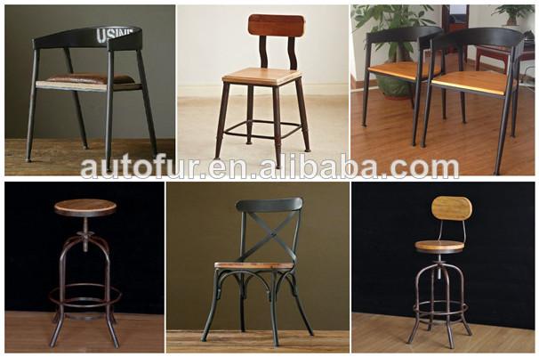 Industrial Design Wooden Restaurant Chairs/chair Restaurant - Buy ...