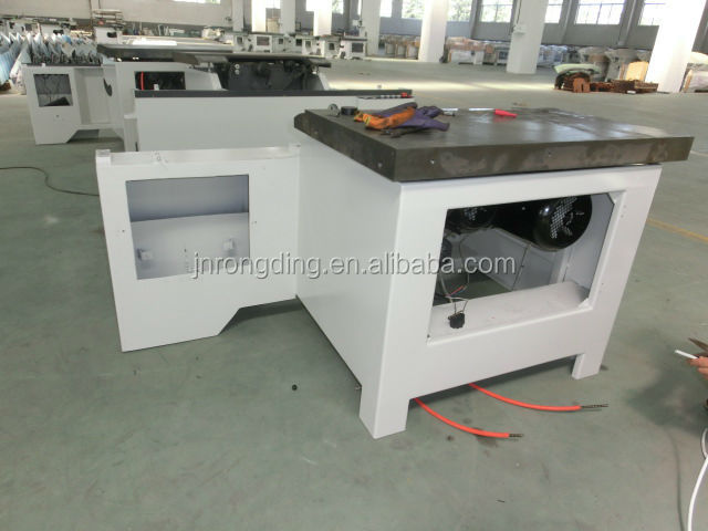Wholesale Safe Slide Table Panel Saw Woodworking Machine Wood Board