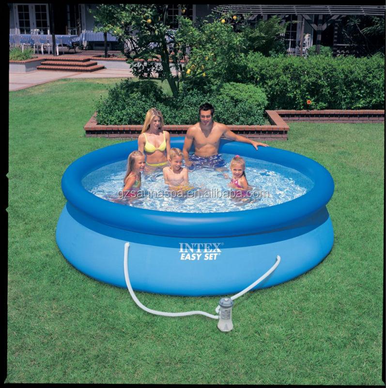 Hot Sale Famliy Intex Swimming Pool Intex Inflatable Pool For Family Buy Intex Inflatable