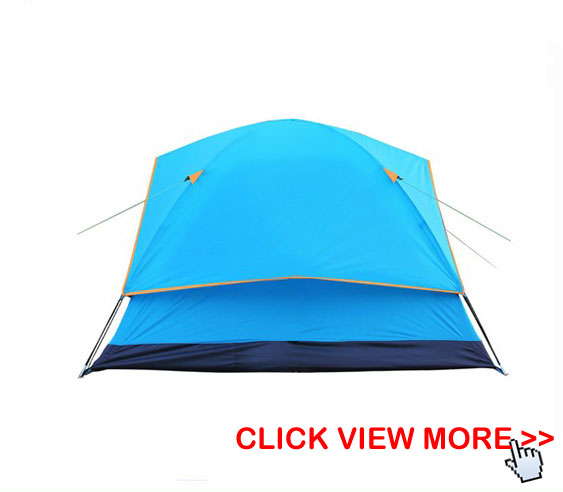 high qualiy UV protection double layer camping tent truck