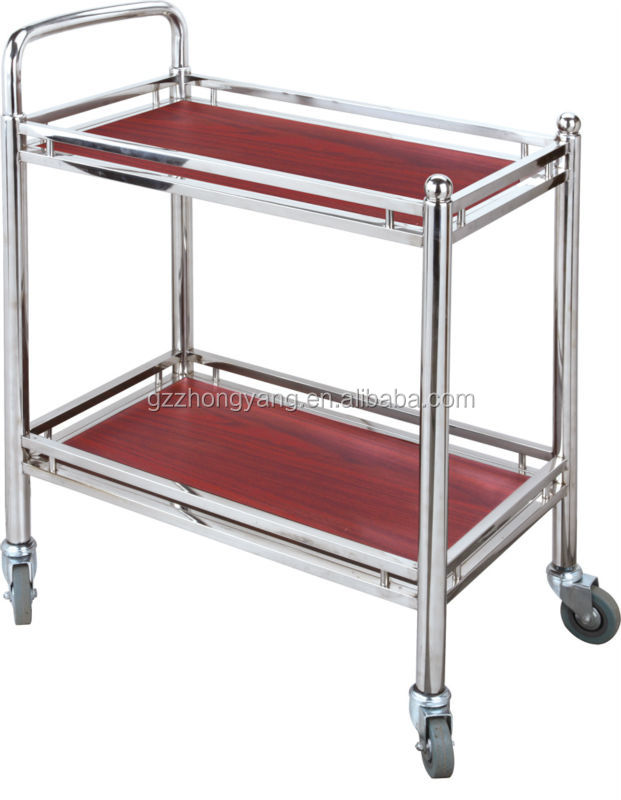 Height Hotel Room Service Cart
