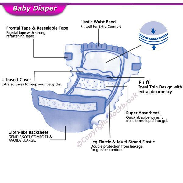 1 - BABY DIAPER