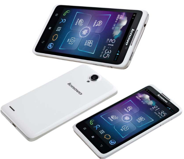 "Original Lenovo S890 5""QHD screen Dual core MTK6577 Android 4.0 cell ..."