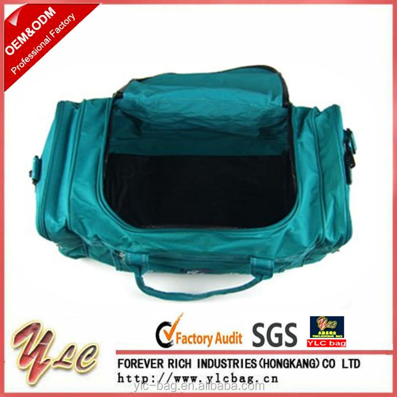 Promotional bag travel, folding travel bag, golf bag travel cover