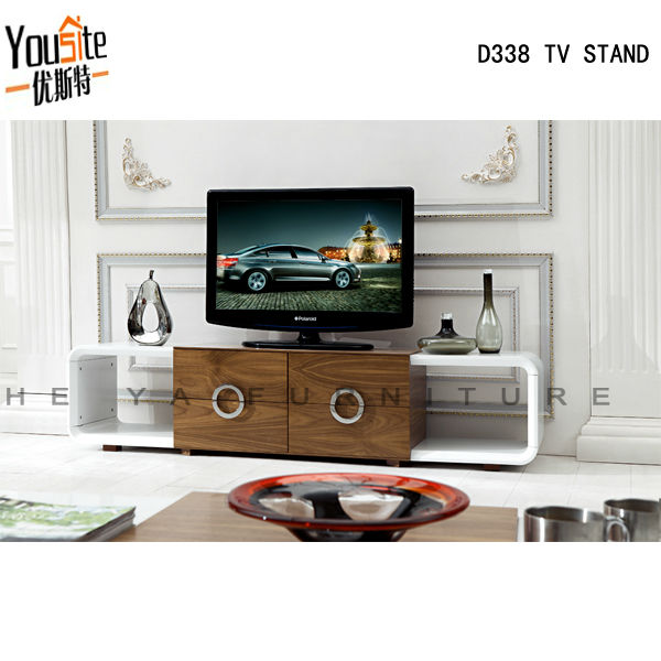 Wooden modern lcd led plasma tv stand walnut wood tv table buy tv stand plasma tv stand wood Coffee table tv stand set