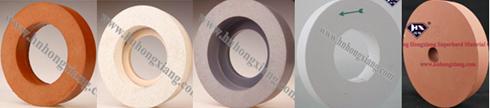 X3000/X5000 diamond wheel for glass polishing
