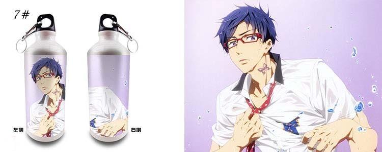 Бутылка для воды 600  cup002