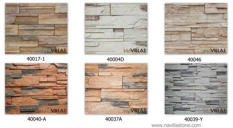Piedras para la casa de la pared exterior piedras - Materiales de construccion para fachadas ...