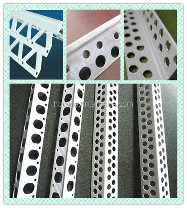 Metal Corner Bead : Metal tie corner bead plastic guard for