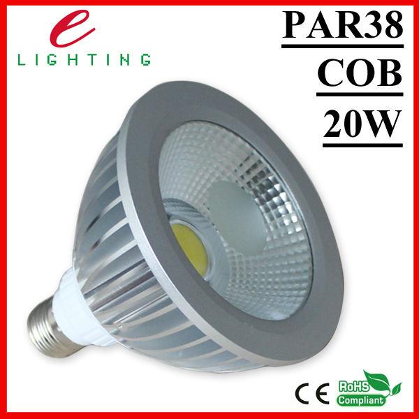alta qualidade 220v 6400K 35w luz LED PAR30