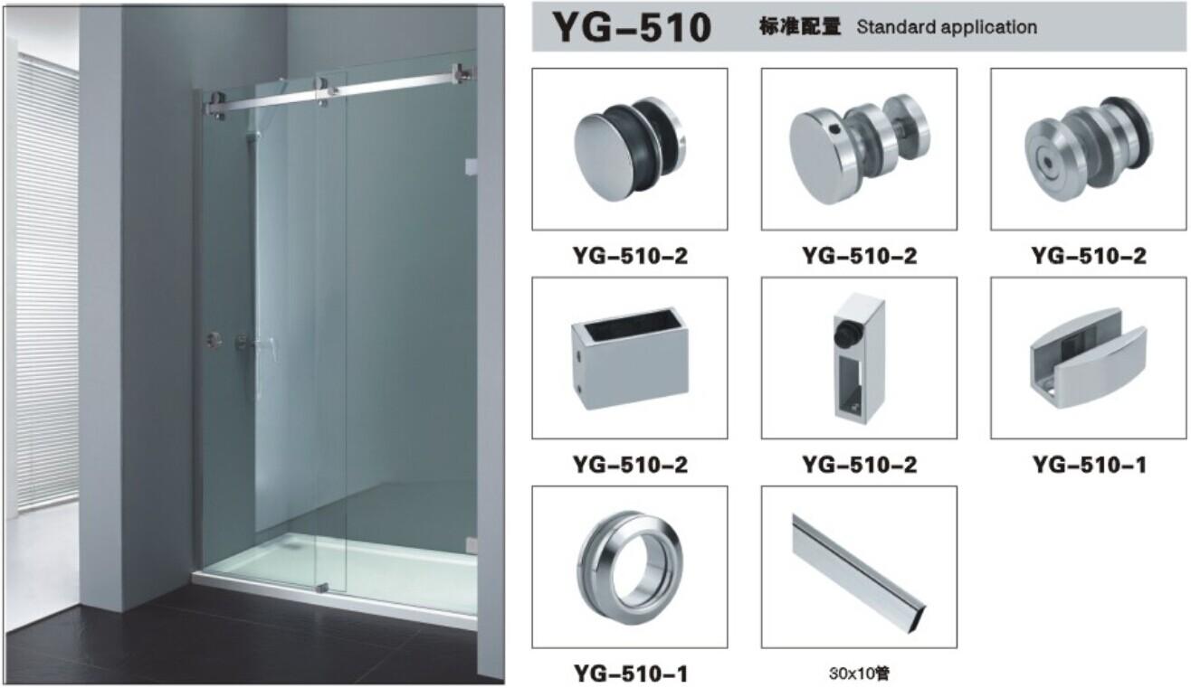 Porte de douche en verre coulissante maison design for Porte coulissante en verre pas cher