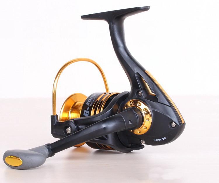новые немецкие технологии, спиннинг рыболовные катушки 3000 серии gapless 12bb металла катушку для фидерной ловли shimano