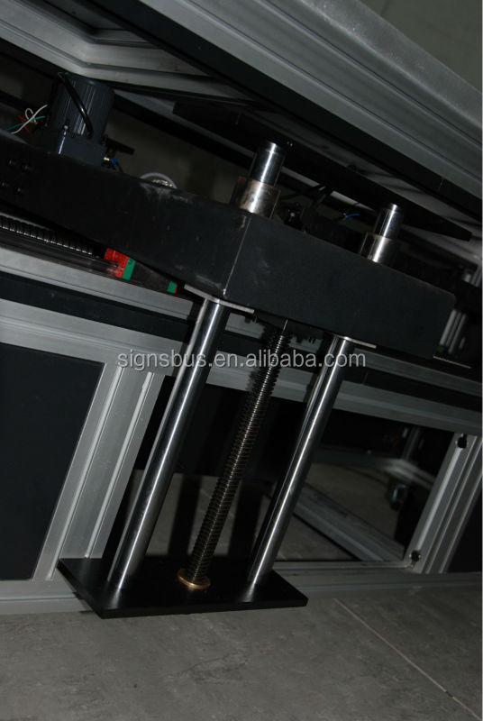 Brotherjet Inkjet Mini/Small White ink UV LED Flatbed Printer