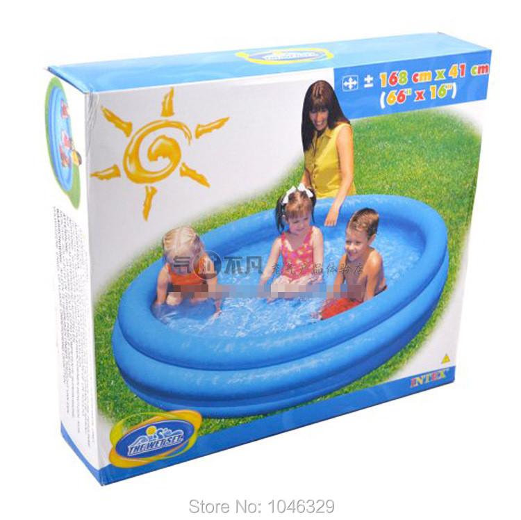 B b enfants piscine gonflable pataugeoire piscine b b for Piscine plastique dur
