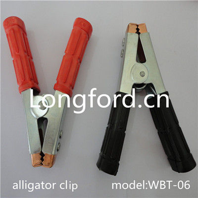 LFT insulated alligator clip