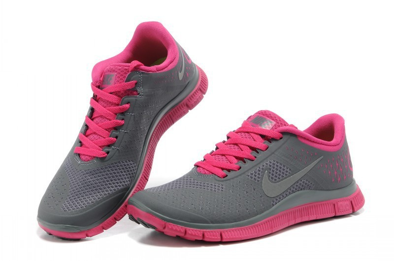 Женская обувь Nike women athletic shoes free running 4.0 v2 shoes 100% original women's walking fishing run sport shoes size:36-39