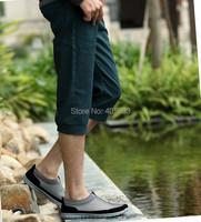 Открытый Пешие прогулки обувь человек дышащий спортивная обувь ходить Кроссовки мужские сети, чистая ткань сандалии
