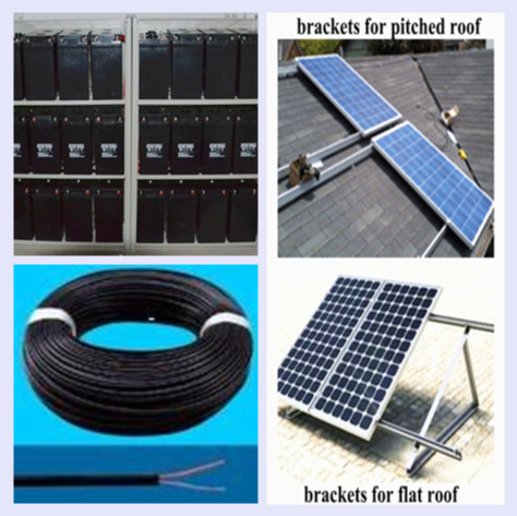 hot sale 10kw solar panel system China 10kw solar power system solar panel tracking system