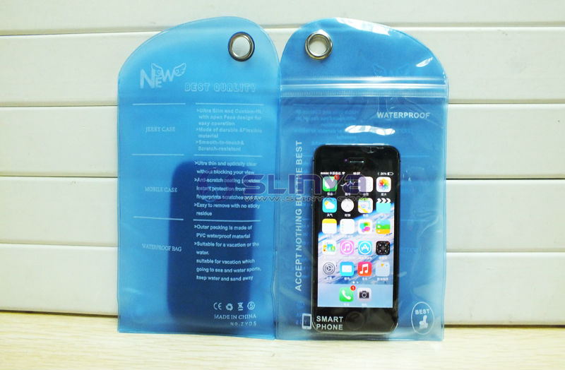 Anti-sand and Raindrop Waterproof Bag For Phone