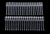 новые поп палочки для ногтей Арт советы ногтей дисплей 64 советы стоять ногтей практика обучения инструмент съемные стойки + отображения пластины