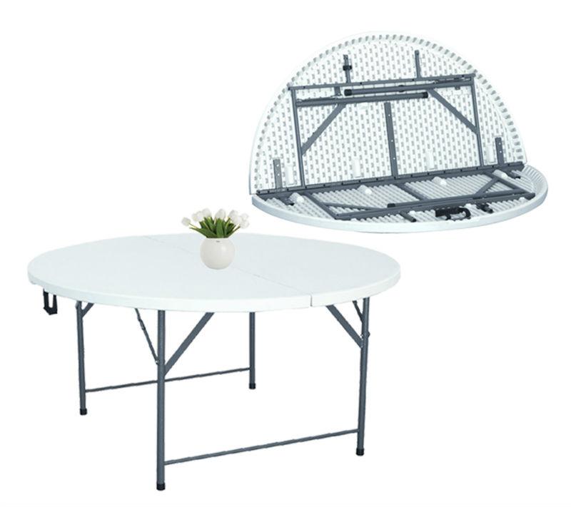 저렴한 6피트 플라스틱 사각형 접이식 테이블-접는 테이블 -상품 ...